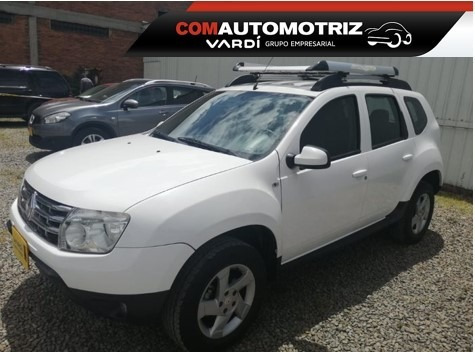 Renault Duster Dynamique Id 40025 Modelo 2015