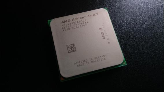 Processador Amd Athlon 64 X2 4200+ 2.2ghz Socket Am2