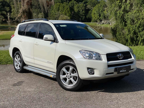 Toyota Rav4 2.4 4x2 Aut. 5p 2011/2011