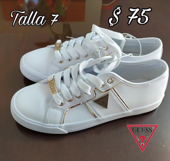 Zapatos Guess Originales Talla 7 Mujer