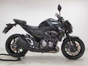 Kawasaki - Z800 - 2014 Preta