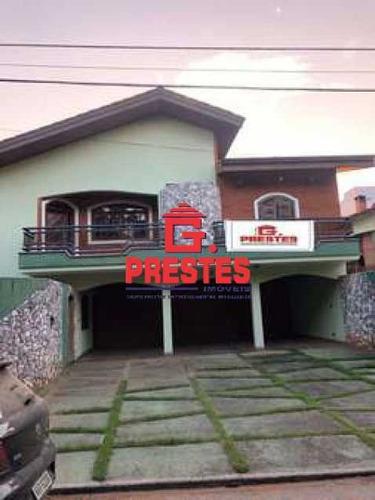 Casa Em Condomínio-à Venda-granja Olga I-sorocaba - Stcn40020