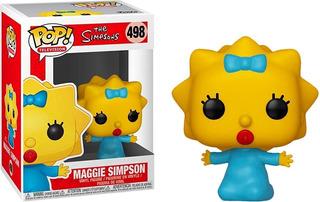 Funko Pop Maggie Simpson 498 Nuevo Y Original - Minijuegos
