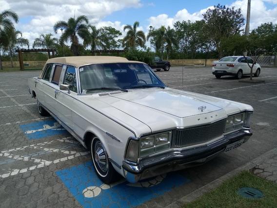 Limousine Ford Galaxie V8 Hidramático 8 Lug. 1978 Excelente