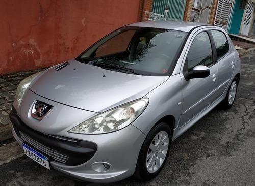 Peugeot 207 2009 1.6 16v Xs Flex 5p