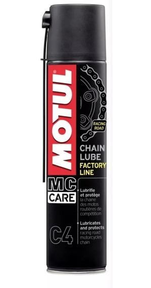 Motul Chain Lube Road Factory C4 Lubricante Cadena De Motos