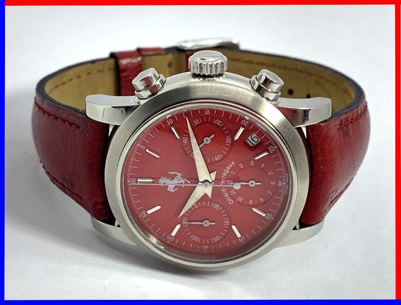 Girard Perregaux Ferrari Chronograph 8020 Vermelho Automátic