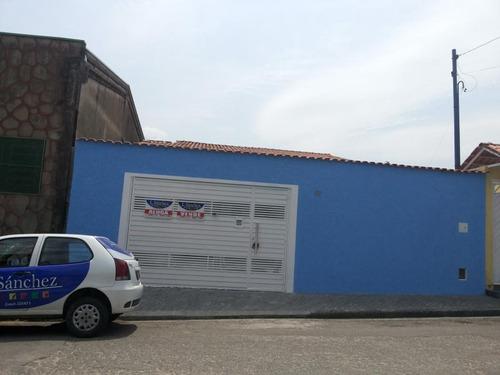 Casa Para Venda Em Itaquaquecetuba, Vila Virgínia, 3 Dormitórios, 1 Suíte, 3 Banheiros, 4 Vagas - 171009b_1-820036