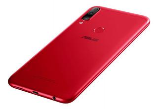Smartphone Asus Zenfone Max Shot Zb634 64gb Tela 6.2 Vermelh