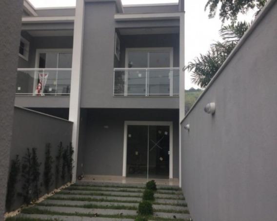 Vendo Linda Casa Duplex Com Fino Acabamento No Pontal - 1075 - 32188079
