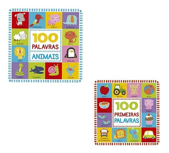 100 Primeiras Palavras E 100 Primeiras Palavras Animais
