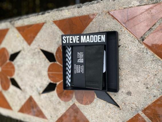 Billetera Para Caballero Marca Steve Madden