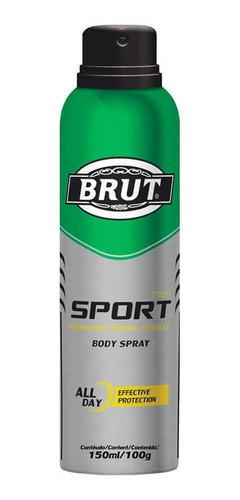Brut All Day Sport Desodorante Aerosol 48h 150ml