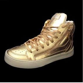 a314c2b72 Tenis Colcci Feminino Dourado - Calçados, Roupas e Bolsas no Mercado ...