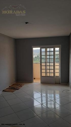 Imagem 1 de 15 de Apartamento Para Venda Em Cotia, Outeiro De Passargada, 2 Dormitórios, 1 Banheiro, 1 Vaga - 2246_1-1917740