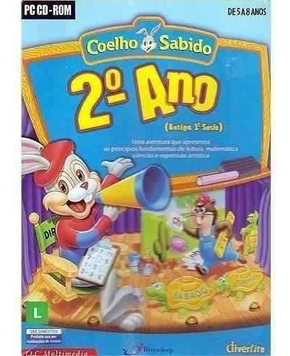 Coelho Sabido 2º Ano- Antiga 1ª Série