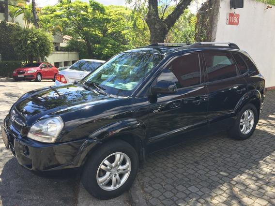 Hyundai Tucson Gls V6 ( 2007/2007 ) Blindada R$ 27.899,99