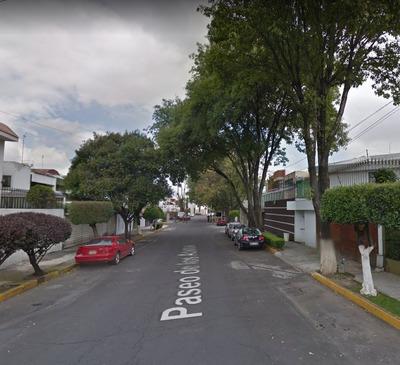 Casa Ubicada En Una De Las Mejores Zonas De Coyoacan