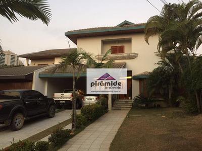 Casa Residencial À Venda, Jardim Das Colinas, São José Dos Campos - Ca2367. - Ca2367