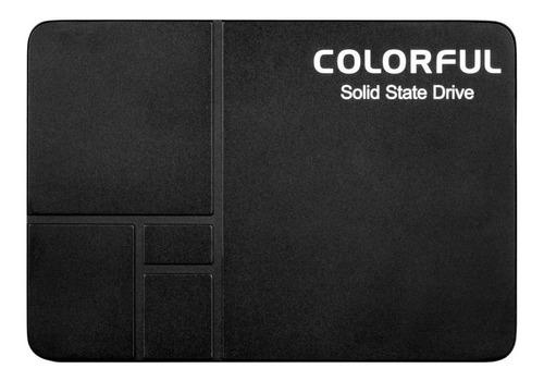 Imagen 1 de 3 de Disco sólido interno Colorful SL Series SL500 240GB