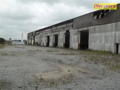 Galpão Industrial À Venda, Cumbica, Guarulhos. - Ga0018