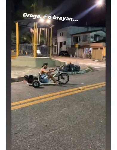 Dritf Trike Motorizado