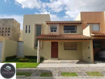 Casa En Renta Cluster 222-lomas De Angelopolis $15,000