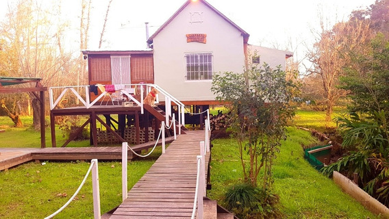 Hermosa Casa En El Delta A 15