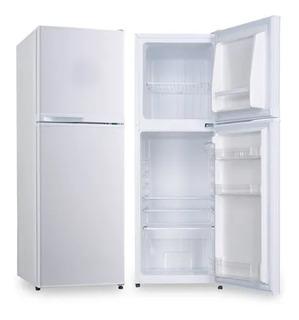 Heladera Con Freezer Ciclica 125 Litros Clase A Kd-108f Luz