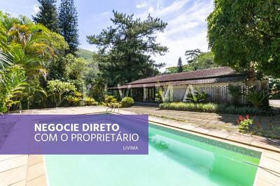 Casa 480m2 À Venda Em Corrêas, Petrópolis - Rj - Ca0047