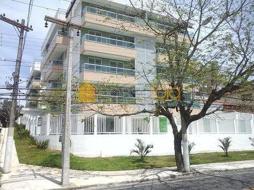 Imagem 1 de 28 de Cobertura Com 2 Dormitórios À Venda, 168 M²  - Piratininga - Niterói/rj - Co0237