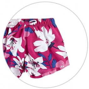 Shorts Hering Feminino C6mdshorts Hering Fem C6md - Rosa