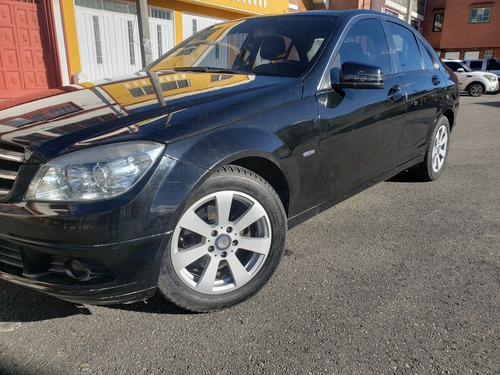 Mercedes-benz Clase C 2011 1.8 Cgi Blueefficiency 156 Hp