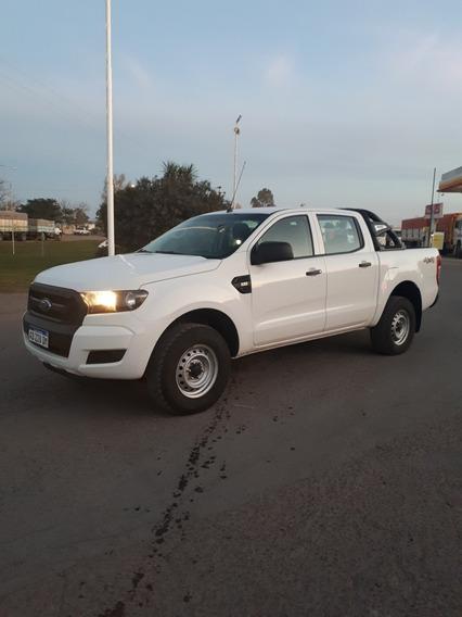 Ford Ranger 2.2 Cs Xl Tdci 125cv 4x4 2018