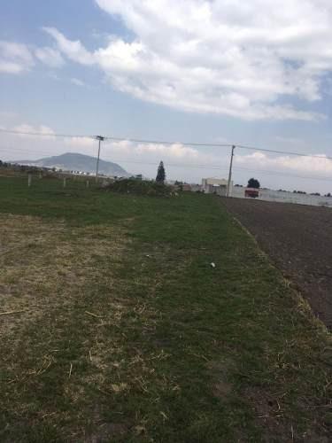 Terreno En Venta Ejidal Zinacantepec