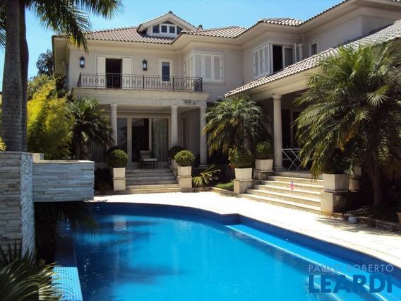 Casa Em Condomínio - Tamboré - Sp - 452093