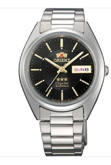 Relógio Automático Orient Fab00006b9 + Caixa Original