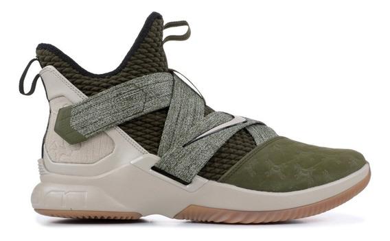 Zapatillas Nike Lebron Soldier Xll Hombre Basquet Ao2609-300