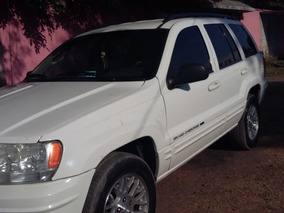 Jeep Grand Cherokee Limited V8 4x2 At
