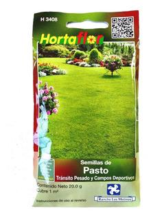 Semillas De Pasto Transito Pesado Y Canchas 3408 Rinde 1m2