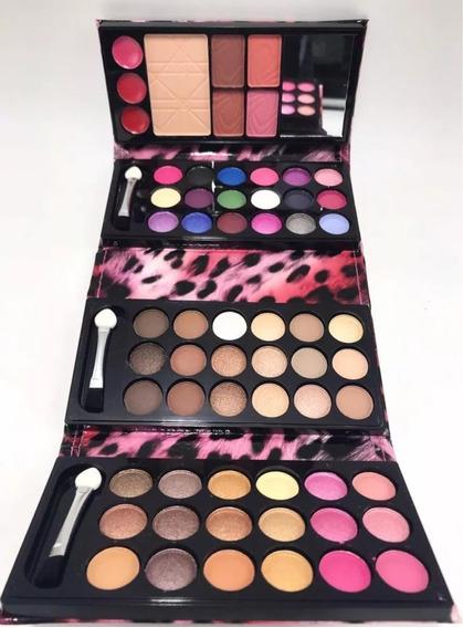 Set De Maquillaje Completo 15 Pink