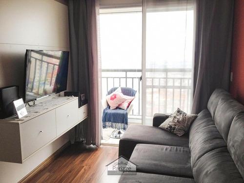 Apartamento Na Vila Paiva 2 Dormitórios E 1 Vaga! - 7277-1