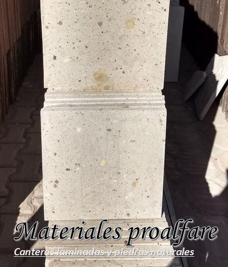 Cantera Laminada Blanco Mexicano 40x60x1.8 Venta Por Metro