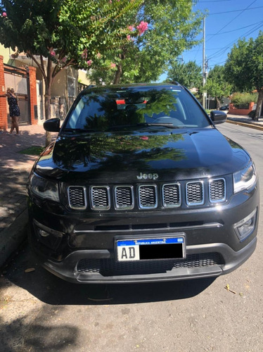Jeep Compass 2.4 Sport At6 Automatica
