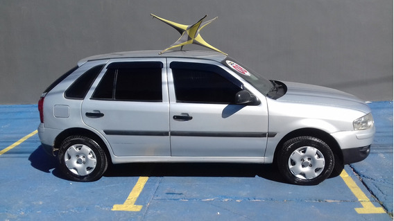 Volkswagen Gol 1.0 G4 Flex 4 Pts 2008 $ 14990 Troco + Valor