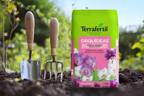 Terrafertil Orquideas 5litros