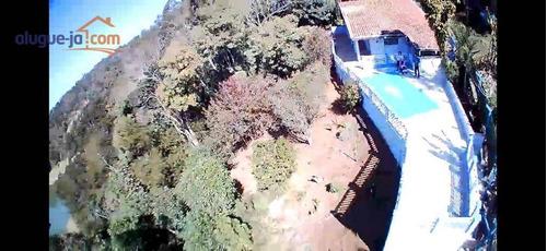 Imagem 1 de 30 de Chácara À Venda, 5000 M² Por R$ 600.000,00 - Canaã - Jambeiro/sp - Ch0109