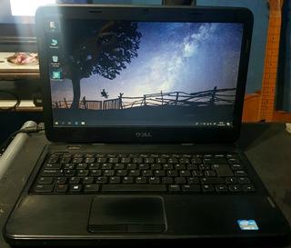 Notebook Dell Intel Core I3 - 6gb - Bateria Nueva - Garantia