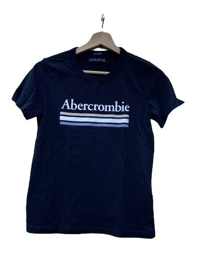 Remeras Abercrombie & Fitch Mujer Originales Coleccion 2020