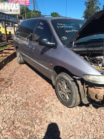 Sucata Para Venda De Peças Chrysler Grand Caravan 1998 !!!